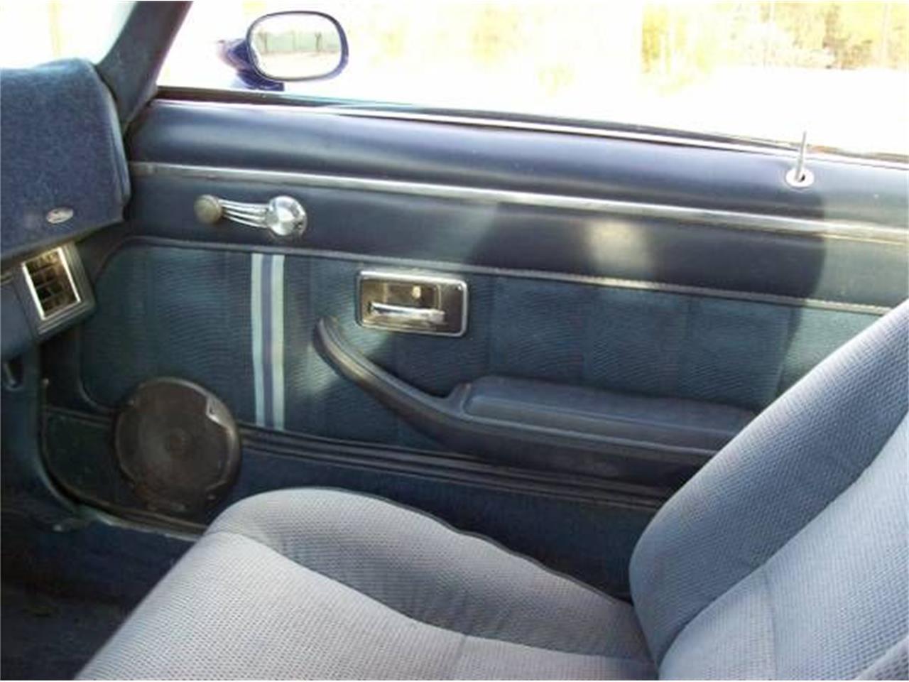 1980 Chevrolet Camaro (CC-1177861) for sale in Cadillac, Michigan