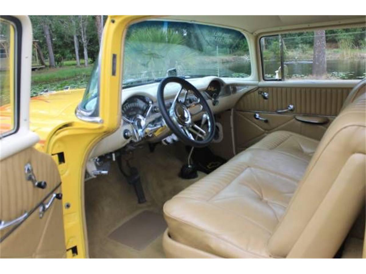 1956 Chevrolet Sedan Delivery (CC-1177874) for sale in Cadillac, Michigan