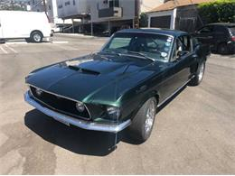 1968 Ford Mustang (CC-1177880) for sale in Cadillac, Michigan