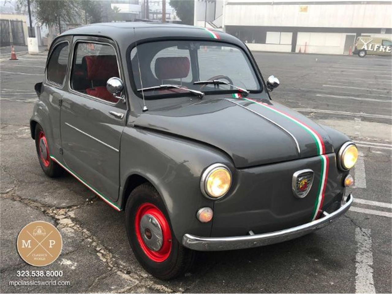 1959 Fiat 600 (CC-1177881) for sale in Cadillac, Michigan
