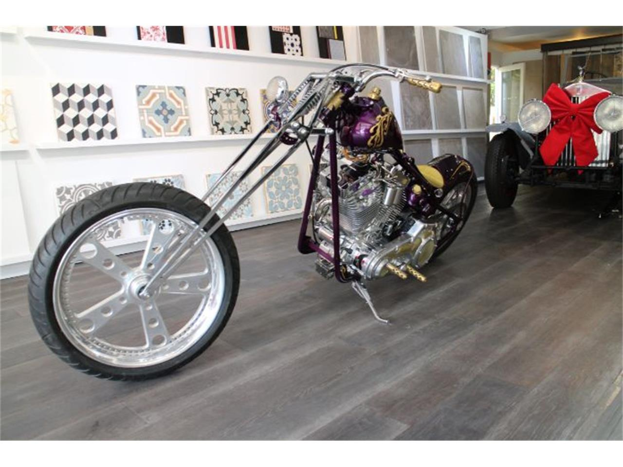 2015 Custom Motorcycle (CC-1177883) for sale in Cadillac, Michigan