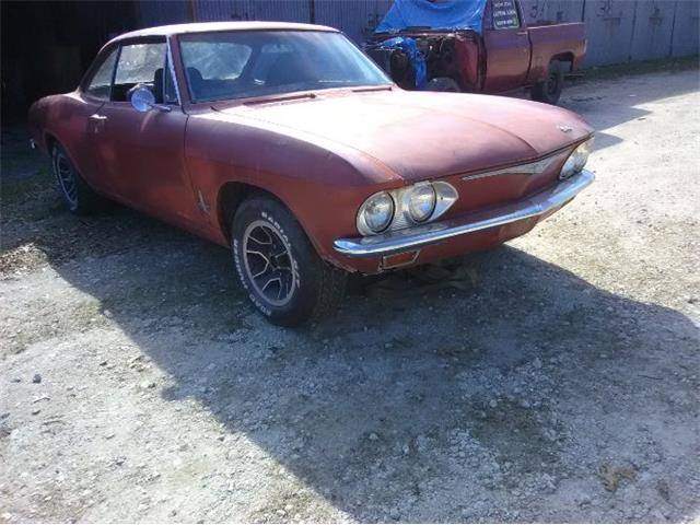 1965 Chevrolet Corvair (CC-1177901) for sale in Cadillac, Michigan