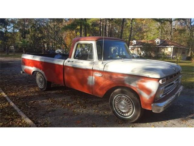 1966 Ford F100 (CC-1177920) for sale in Cadillac, Michigan