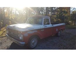 1966 Ford F100 (CC-1177920) for sale in Cadillac, Michigan