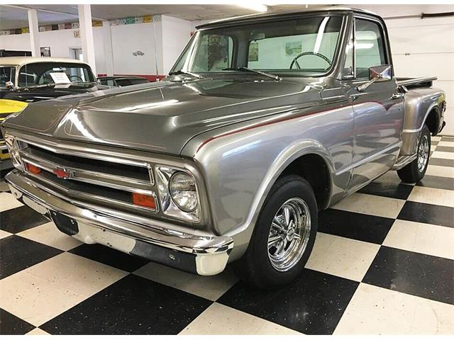 1968 Chevrolet C/K 10 (CC-1177983) for sale in Malone, New York