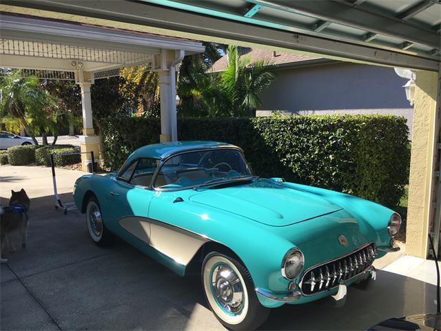 1957 Chevrolet Corvette (CC-1178001) for sale in Fernandina Beach , Florida