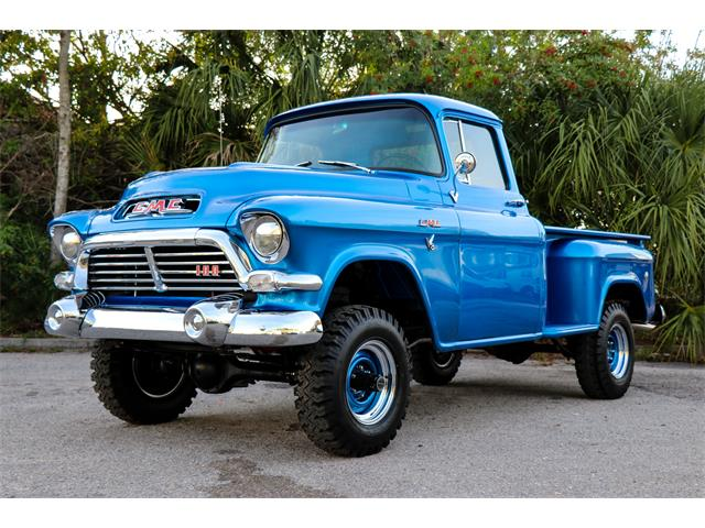 1957 GMC 100 (CC-1178132) for sale in Osprey, Florida