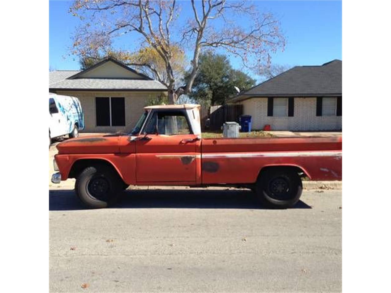 1966 Chevrolet C20 (CC-1178167) for sale in Cadillac, Michigan