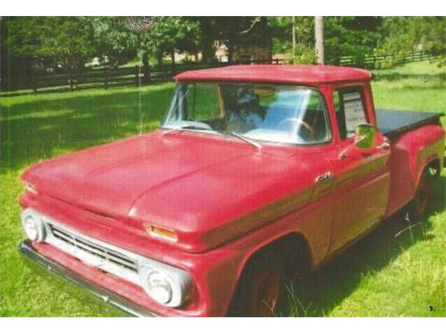 1962 Chevrolet C20 (CC-1178178) for sale in Cadillac, Michigan