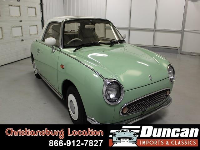 1991 Nissan Figaro (CC-1178190) for sale in Christiansburg, Virginia