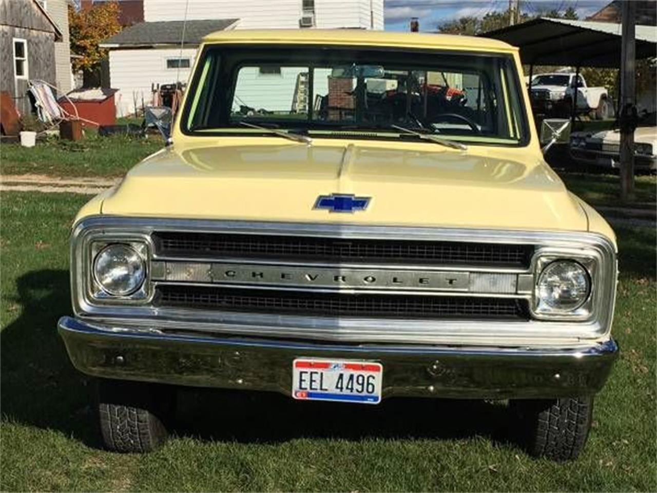 1969 Chevrolet C20 (CC-1178192) for sale in Cadillac, Michigan