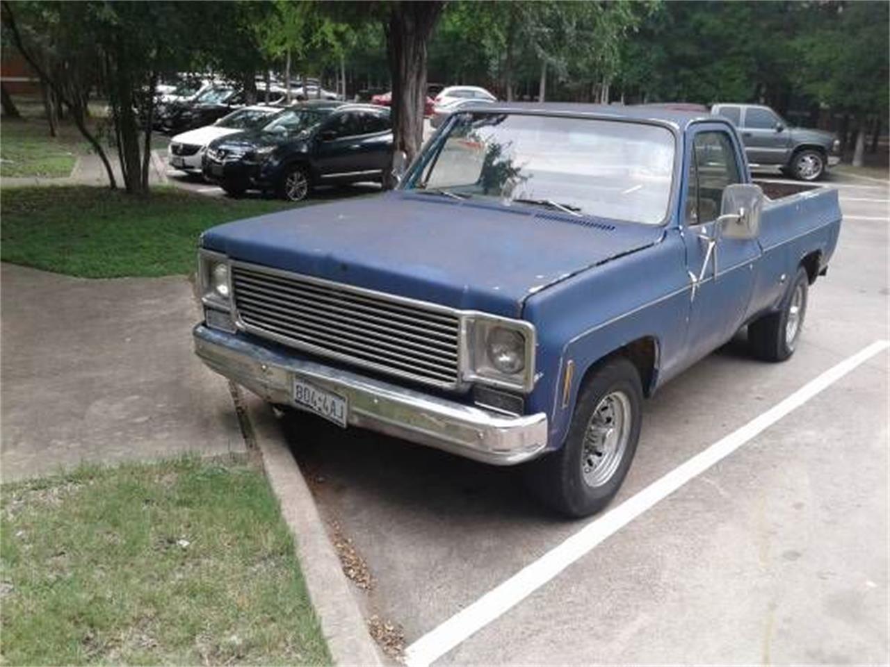 1976 Chevrolet C20 (CC-1178199) for sale in Cadillac, Michigan