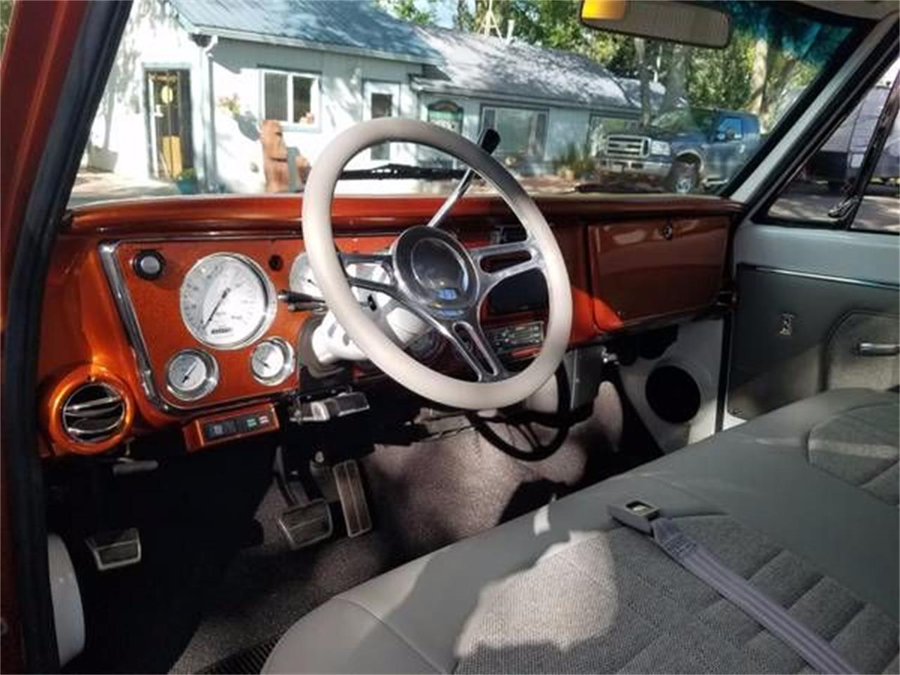 1971 Chevrolet C20 (CC-1178212) for sale in Cadillac, Michigan