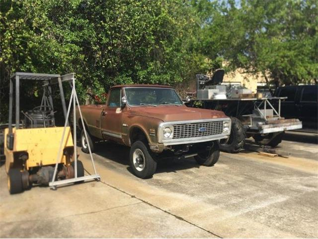 1972 Chevrolet C20 (CC-1178216) for sale in Cadillac, Michigan