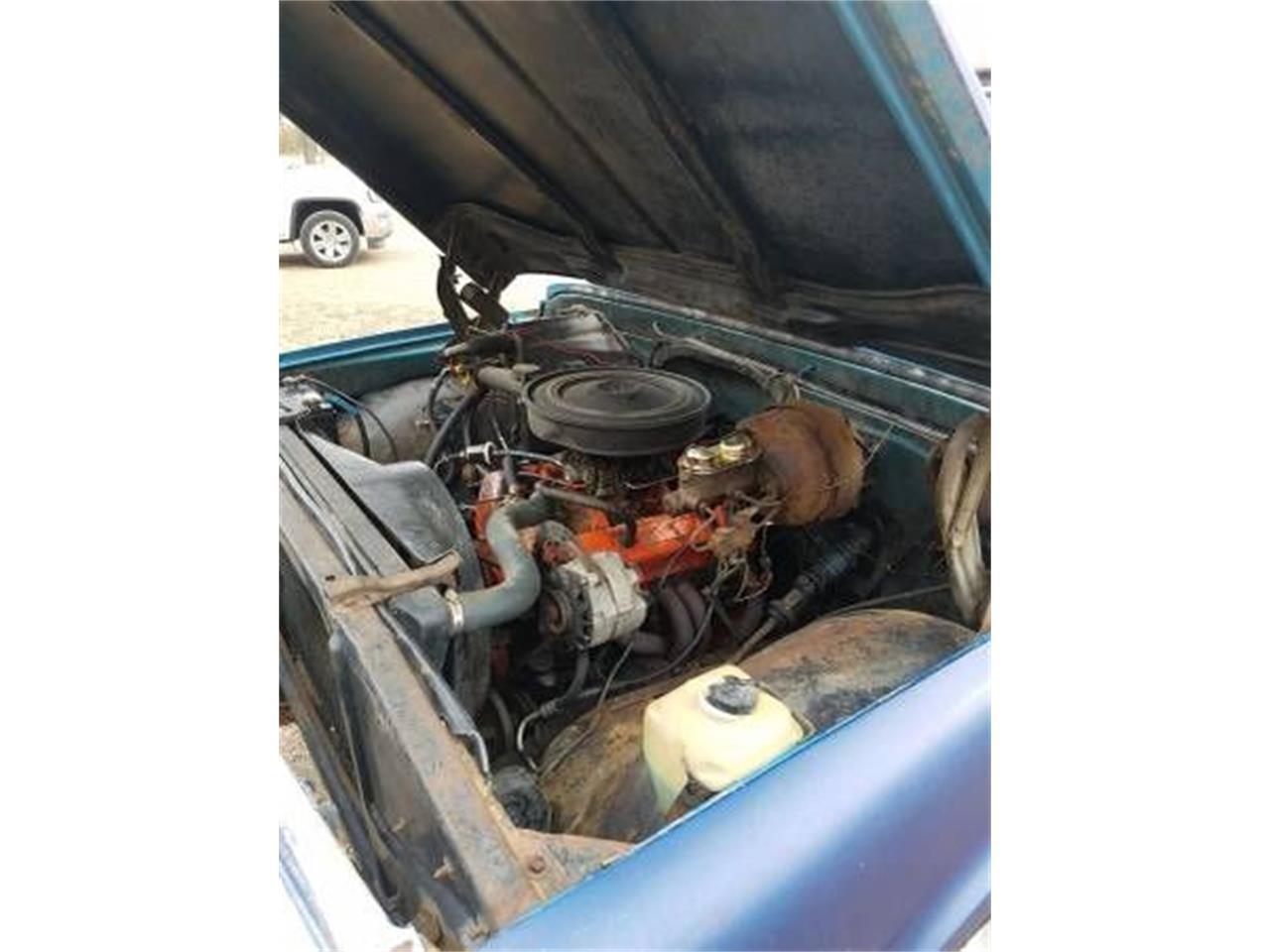 1969 Chevrolet C20 (CC-1178222) for sale in Cadillac, Michigan