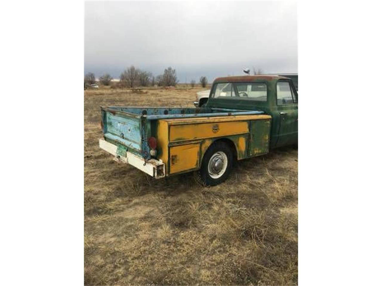 1969 Chevrolet C20 (CC-1178224) for sale in Cadillac, Michigan