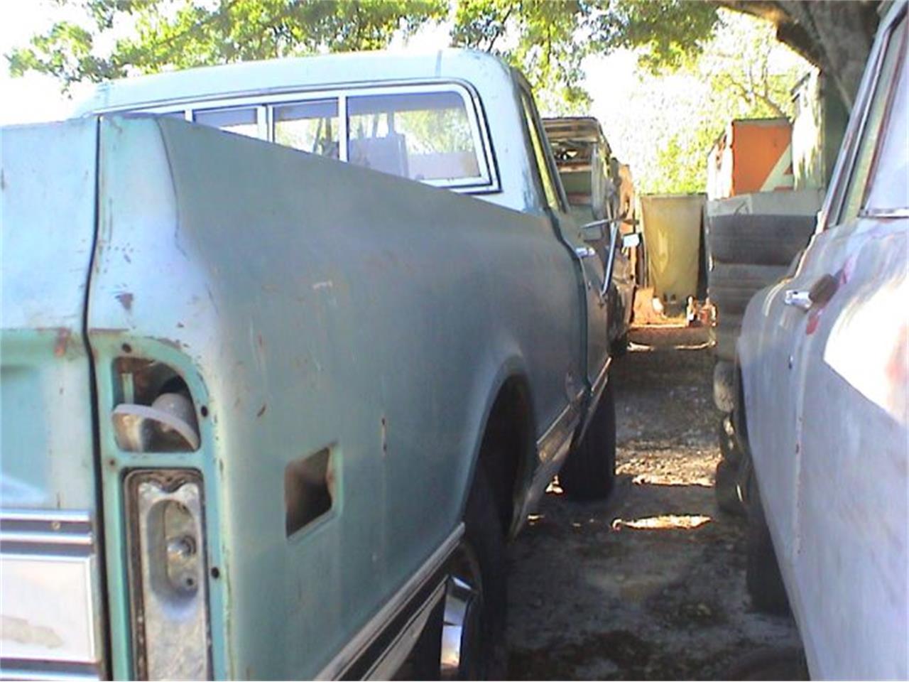 1970 Chevrolet C20 (CC-1178227) for sale in Cadillac, Michigan