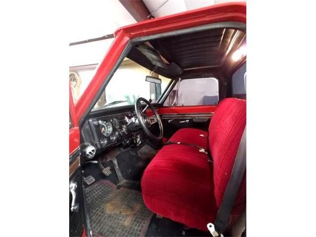 1970 Chevrolet C20 (CC-1178270) for sale in Cadillac, Michigan