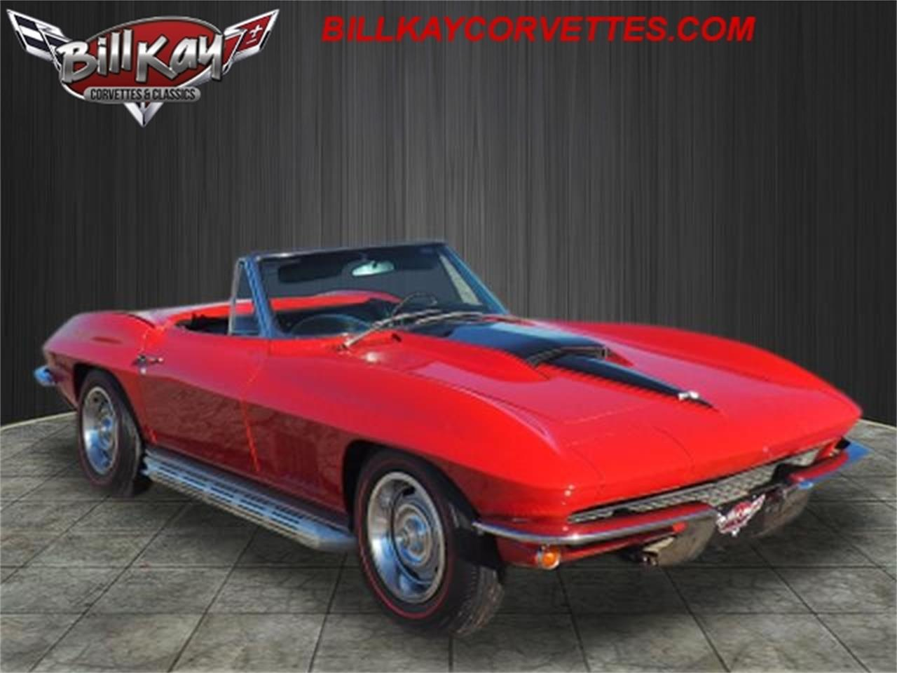 1967 Chevrolet Corvette (CC-1178346) for sale in Downers Grove, Illinois