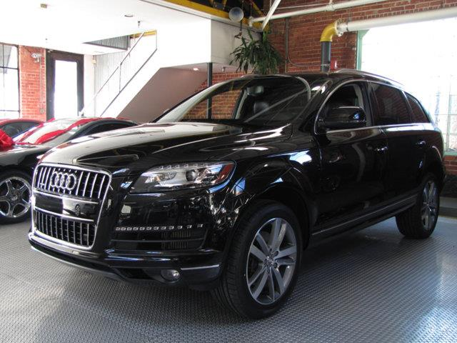 2015 Audi Q7 (CC-1178369) for sale in Hollywood, California