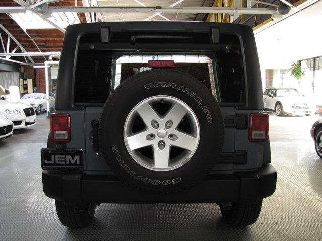 2015 Jeep Wrangler (CC-1178370) for sale in Hollywood, California