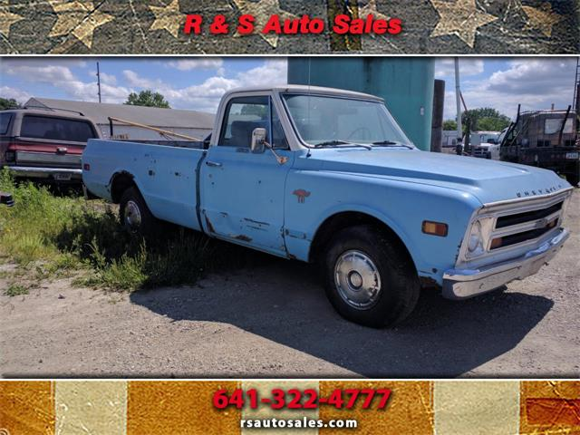 1968 Chevrolet C10 (CC-1170849) for sale in Corning, Iowa