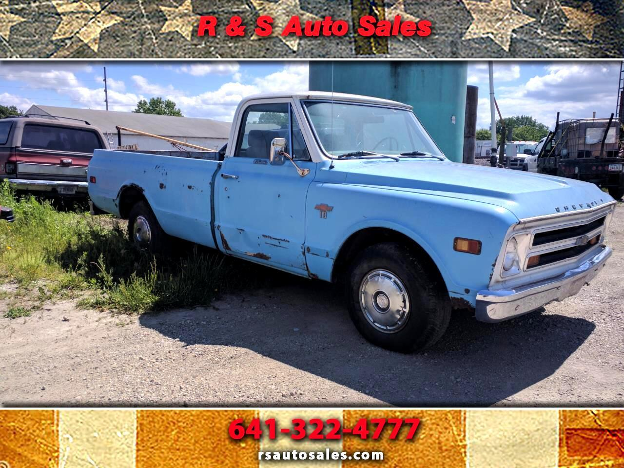 1968 chevrolet c10 for sale classiccars com cc 1170849 classic cars