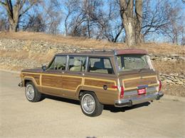 1989 Jeep Grand Wagoneer (CC-1178494) for sale in Omaha, Nebraska