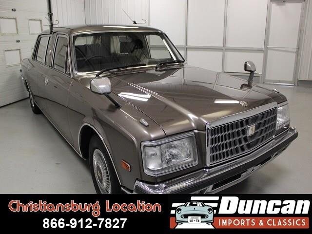 1991 Toyota Century (CC-1178530) for sale in Christiansburg, Virginia