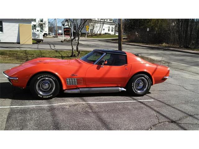 1972 Chevrolet Corvette (CC-1178638) for sale in West Pittston, Pennsylvania