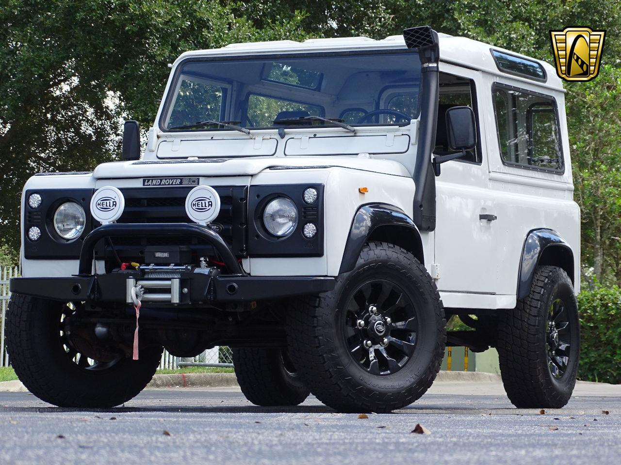 1984 Land Rover Defender (CC-1178739) for sale in San Luis Obispo, California