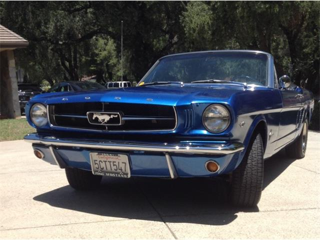 1964 Ford Mustang (CC-1178786) for sale in La Canada, California