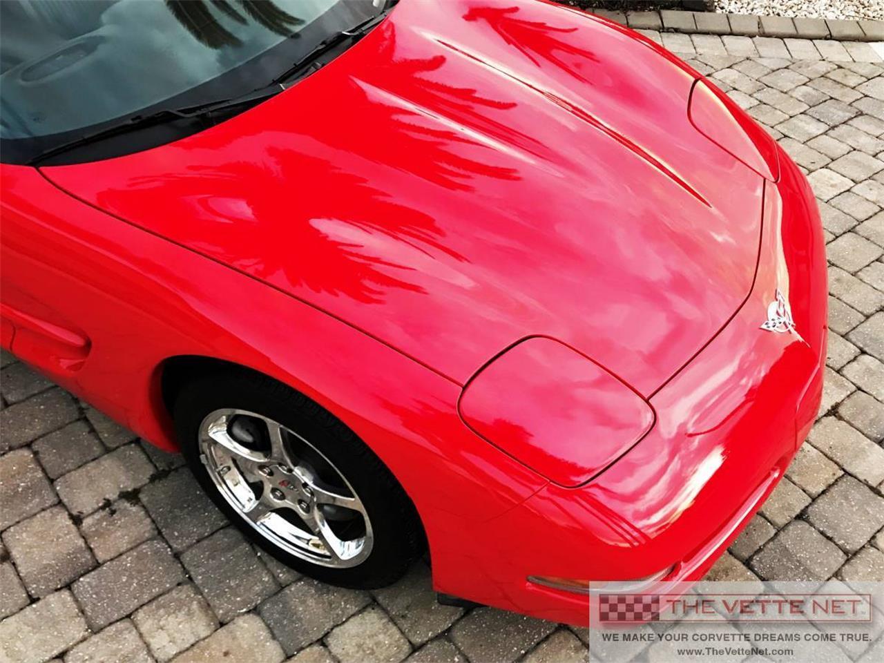 2003 Chevrolet Corvette (CC-1179028) for sale in Sarasota, Florida