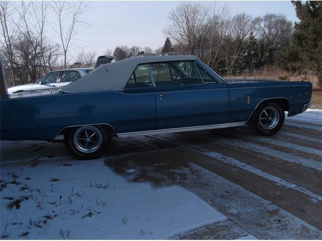 1967 Plymouth Sport Fury (CC-1170903) for sale in Cobb, Wisconsin