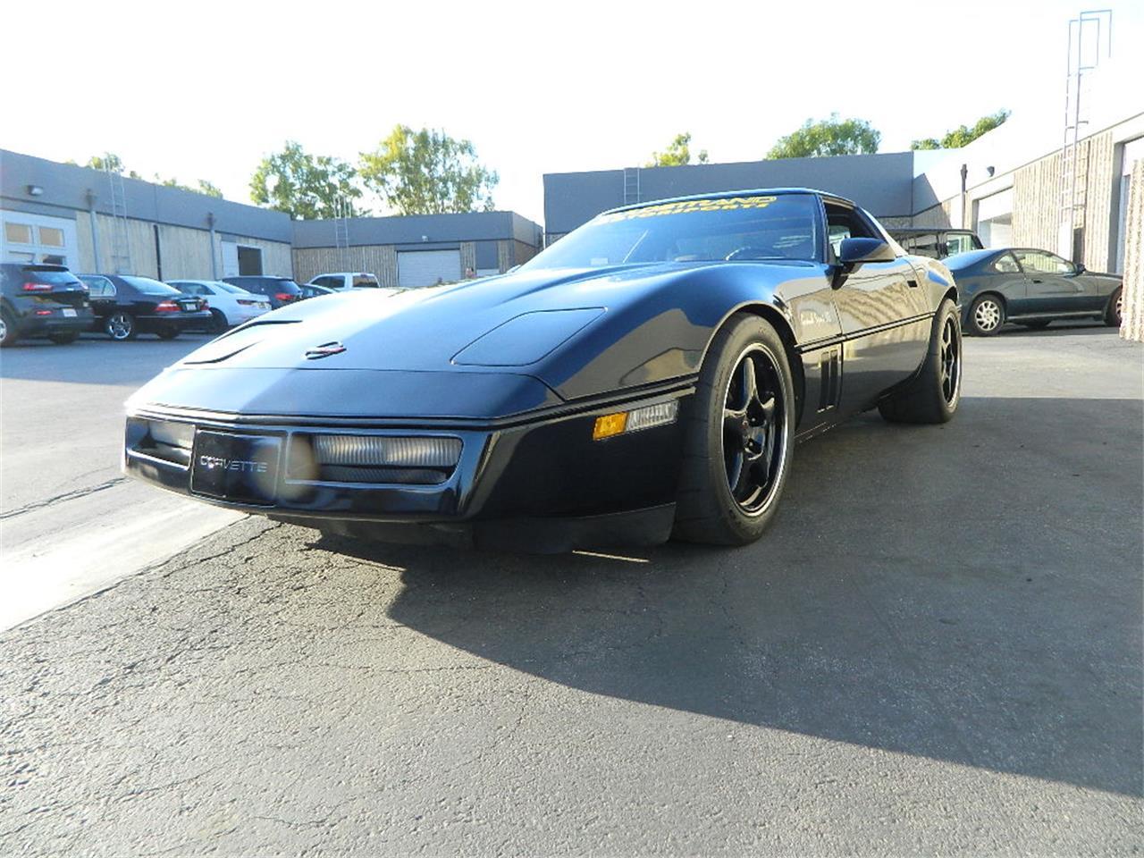 1988 Chevrolet Corvette (CC-1170908) for sale in orange, California