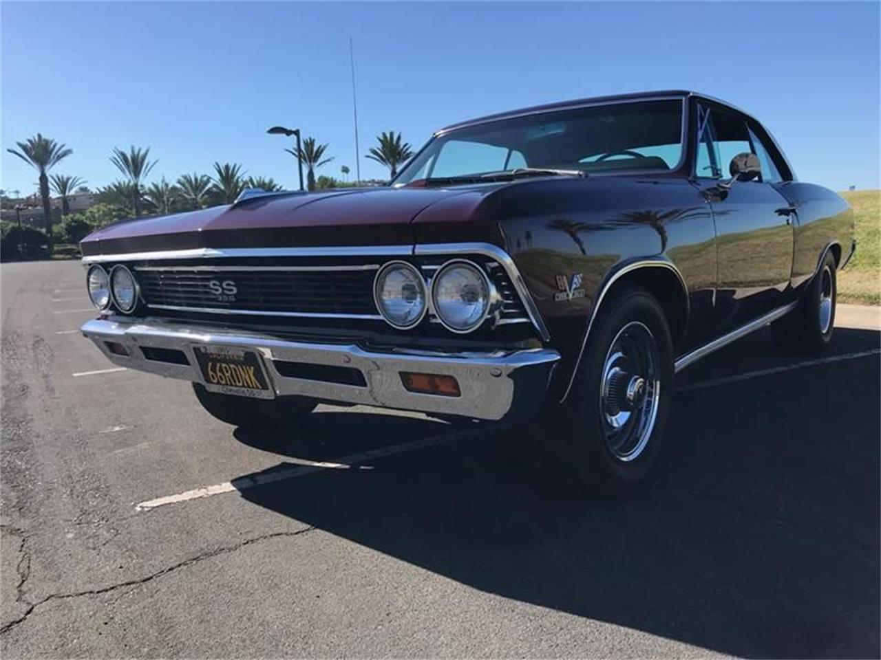 1966 Chevrolet Chevelle SS (CC-1179094) for sale in Clarksburg, Maryland