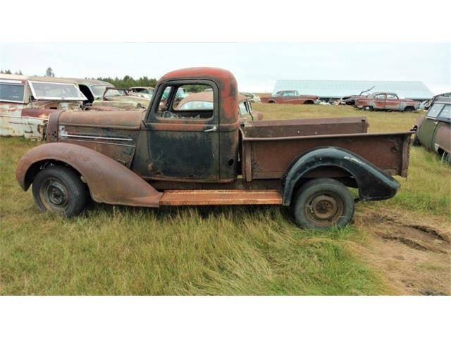 1937 Dodge 1/2-Ton Pickup (CC-1170912) for sale in Parkers Prairie, Minnesota