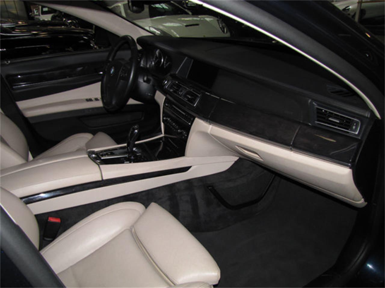 2011 BMW 7 Series (CC-1179199) for sale in Hollywood, California