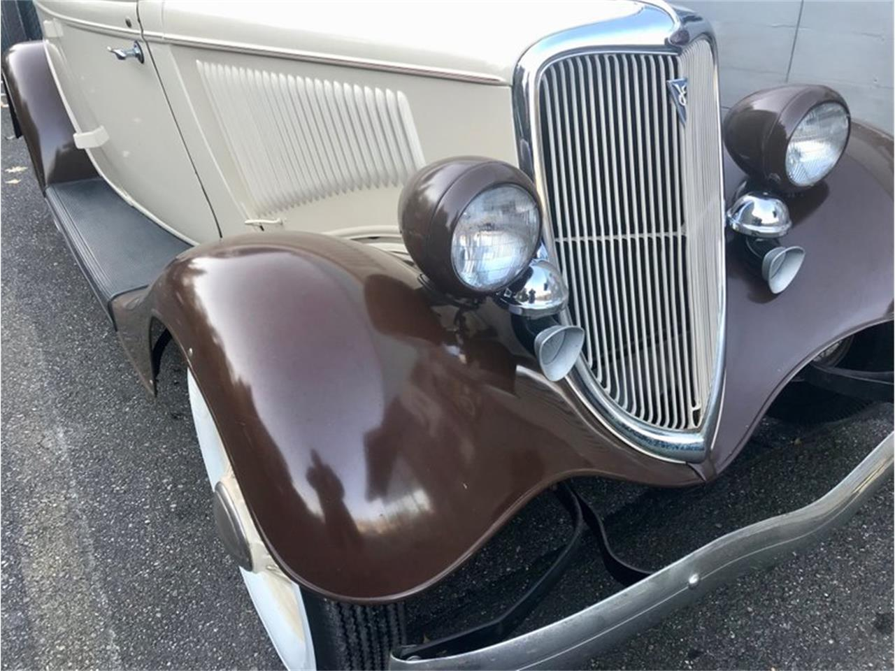 1934 Ford Deluxe (CC-1179204) for sale in Seattle, Washington