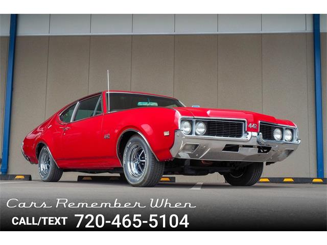 1969 Oldsmobile 442 (CC-1179350) for sale in Englewood, Colorado