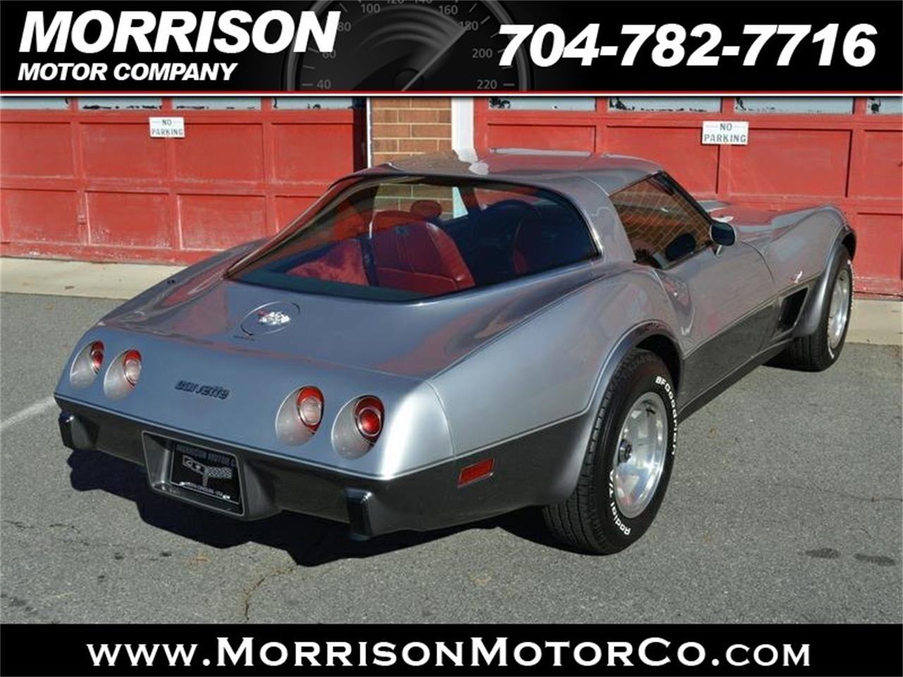 1978 Chevrolet Corvette (CC-1179382) for sale in Concord, North Carolina