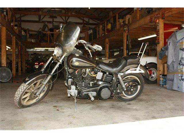 1982 Harley-Davidson Motorcycle (CC-1179399) for sale in Effingham, Illinois