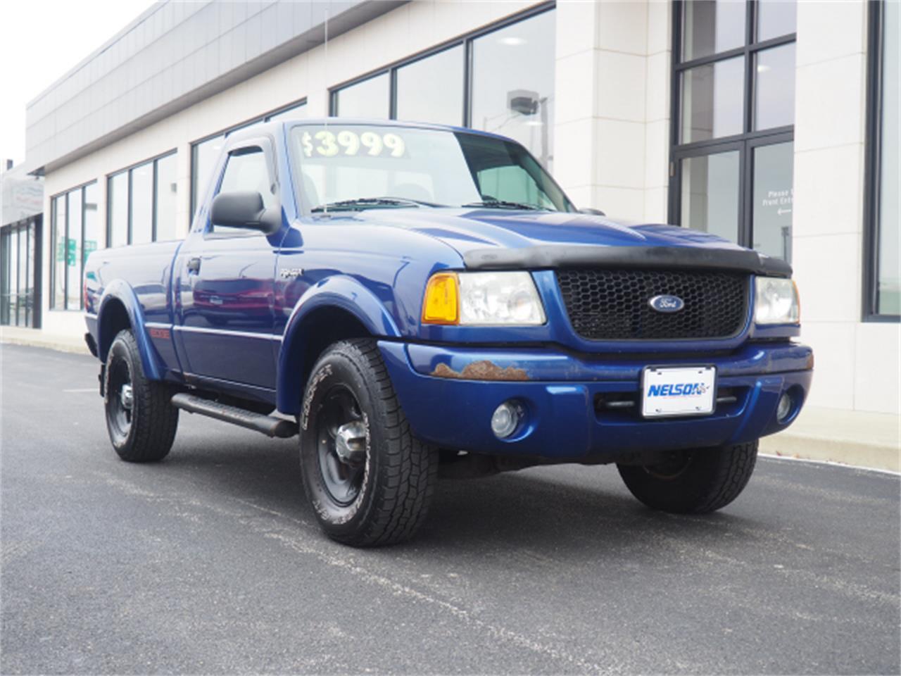2003 Ford Ranger For Sale >> 2003 Ford Ranger For Sale Classiccars Com Cc 1179401