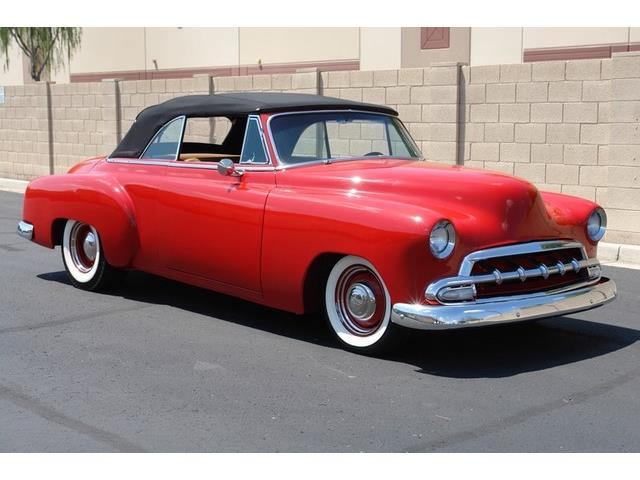 1952 Chevrolet Deluxe (CC-1179422) for sale in Phoenix, Arizona