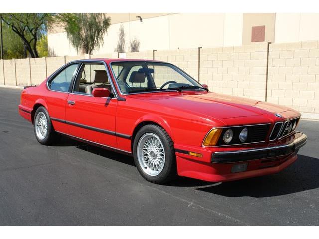 1988 BMW M6 (CC-1179428) for sale in Phoenix, Arizona
