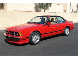 1988 BMW M6 (CC-1179428) for sale in Phoenix, Arizona