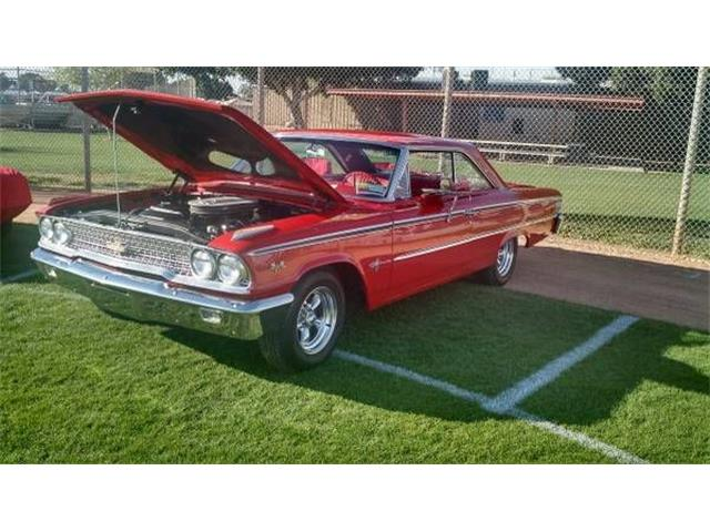 1963 Ford Galaxie (CC-1179527) for sale in Cadillac, Michigan