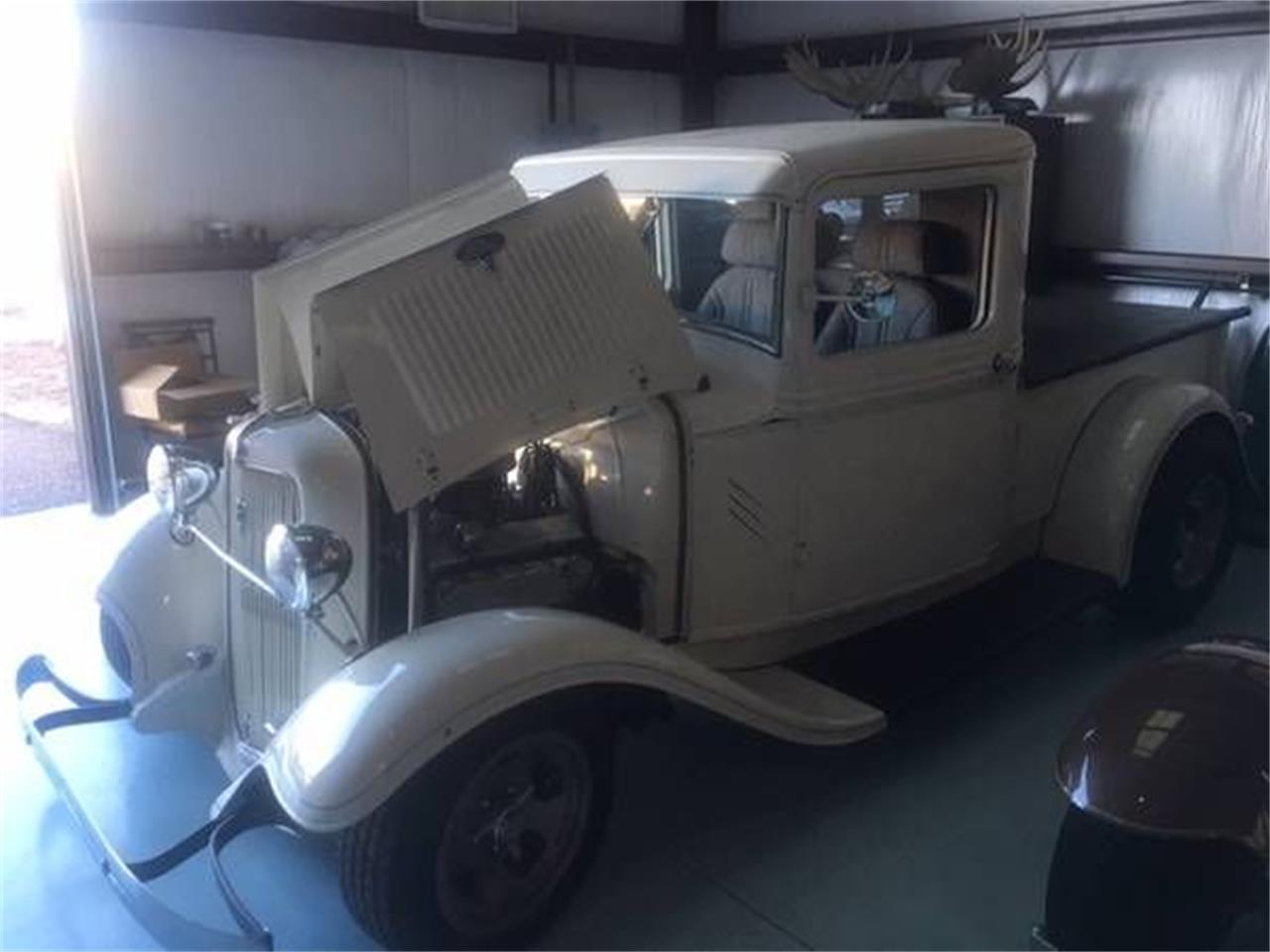 1934 Ford Custom (CC-1179533) for sale in Cadillac, Michigan
