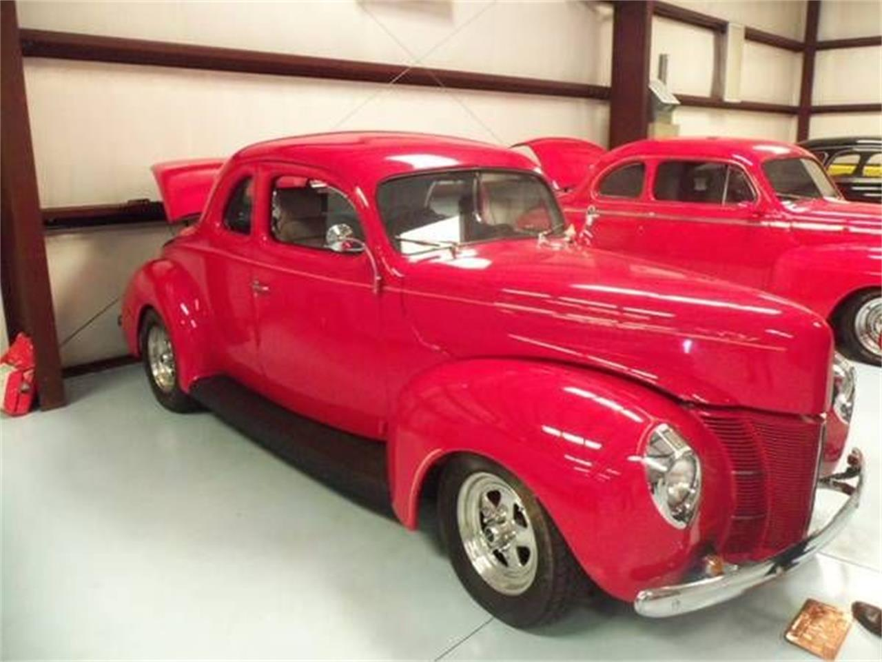 1940 Ford Business Coupe (CC-1179538) for sale in Cadillac, Michigan