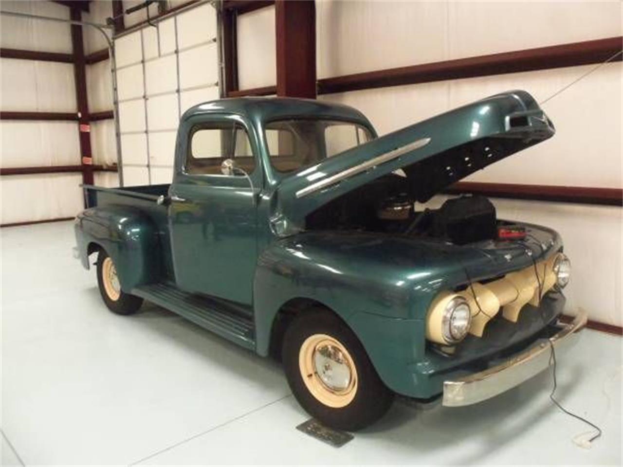1952 Ford F100 (CC-1179539) for sale in Cadillac, Michigan